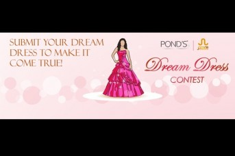Dream Dress - POND'S