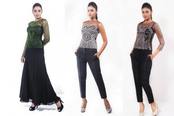 Corsets - smart evening look